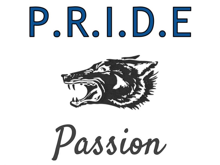 P.R.I.D.E Students of the Month: Passion