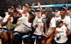 Windy City Wins WNBA Championship