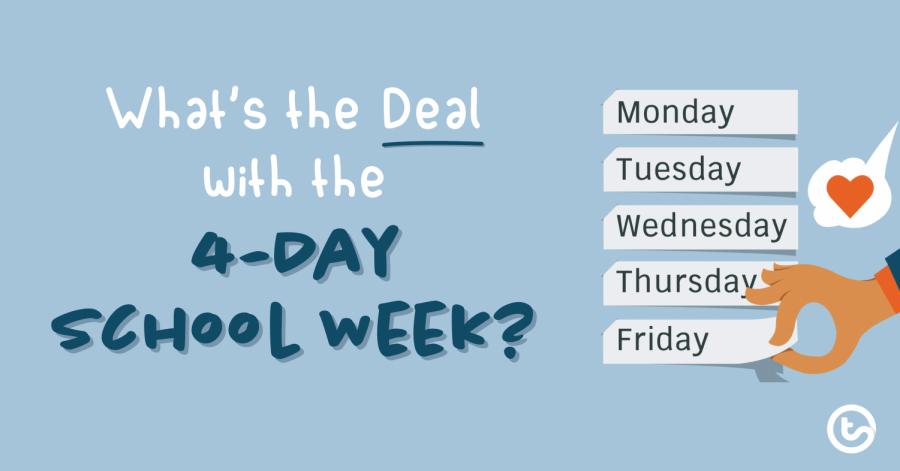 4-Day School Week: Yay or Yay!